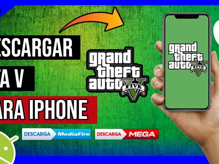 Descargar GTA V Para iOS, iPhone, iPad SIN JAILBREAK