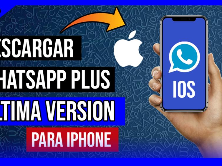 Descargar Whatsapp Plus para iOS Cualquier iPhone, iPad, iPod Touch, SIN JAILBREAK