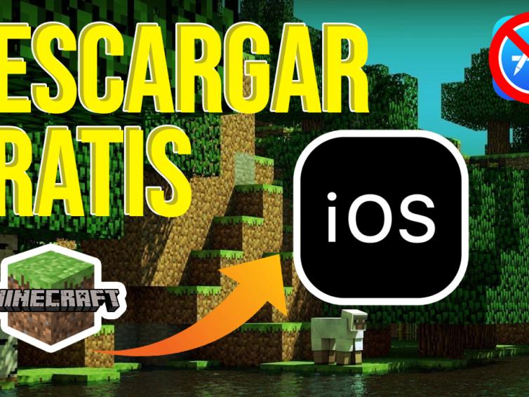 Descargar Minecraft para iOS Cualquier iPhone GRATIS Ultima Version