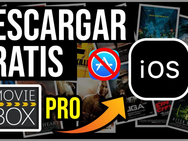 Descargar Moviebox PRO Para iOS Cualquier iPhone GRATIS Ultima Version