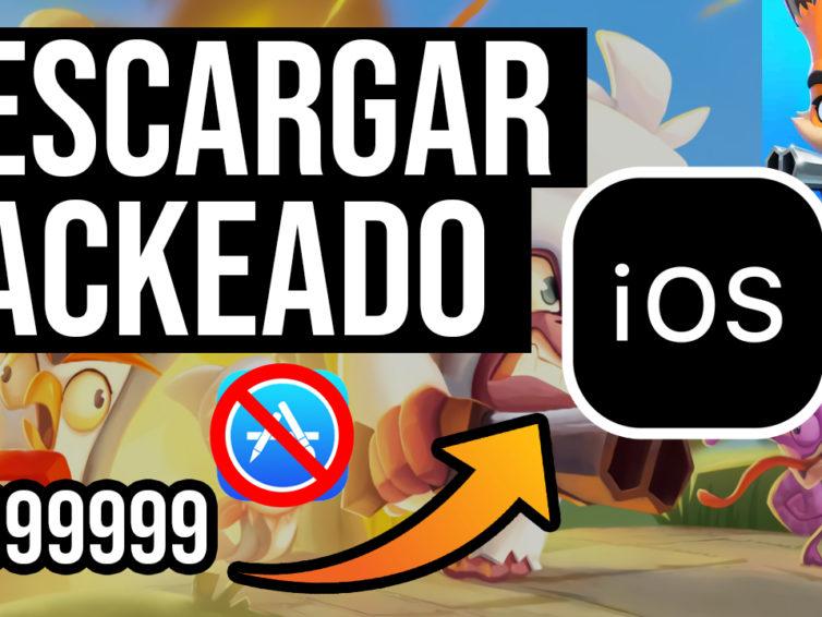 Descargar Zooba Hackeado para iOS Cualquier iPhone Ultima Version SIN JAILBREAK