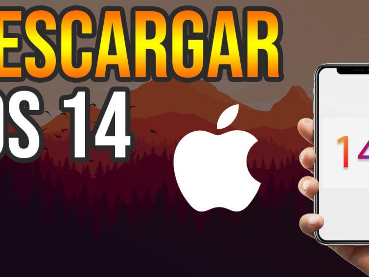 Descargar / Actualizar a iOS 14 En Cualquier iPhone, iPad
