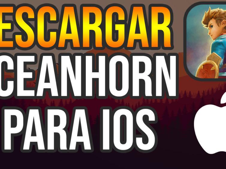 Descargar Oceanhorn 2 para iOS Cualquier iPhone GRATIS