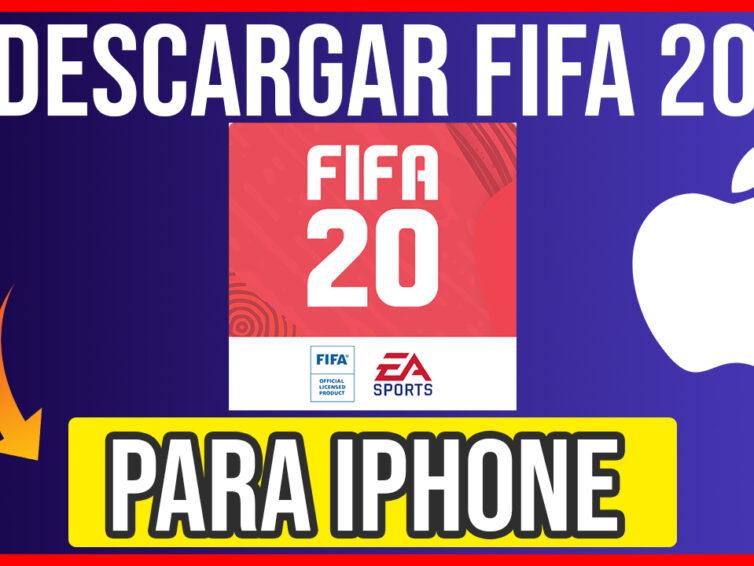 Descargar FIFA 20 Para iOS Cualquier iPhone, iPad, iPod