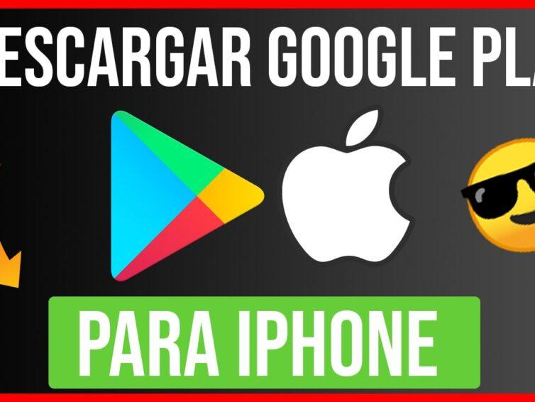 Descargar Google Play para iOS Cualquier iPhone, iPad, iPod SIN JAILBREAK