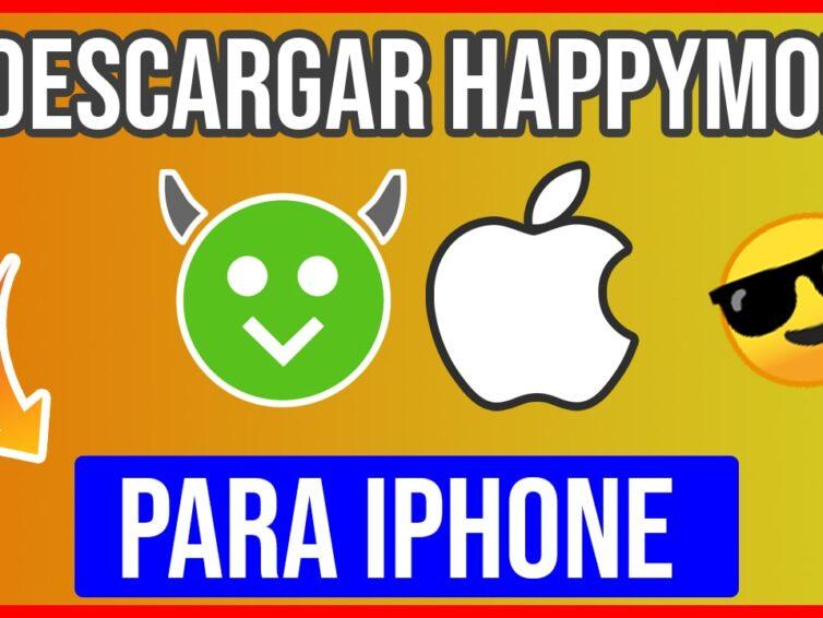 Descargar HappyMOD Para iOS Cualquier iPhone, iPad, iPod SIN JAILBREAK