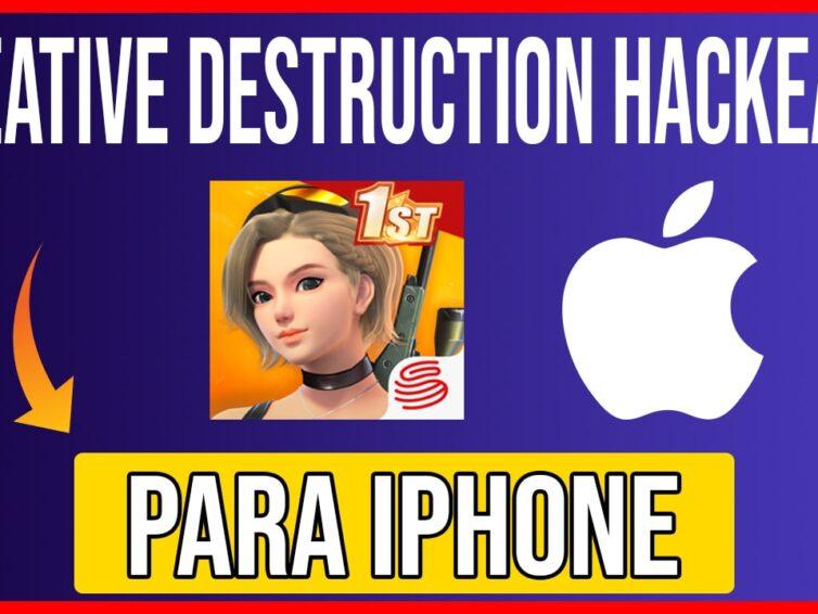 Descargar Creative Destruction Hackeado para iOS Cualquier iPhone, iPad, iPod SIN JAILBREAK