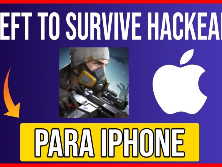 Descargar Left to Survive Hackeado para iOS Cualquier iPhone, iPad, iPod SIN JAILBREAK